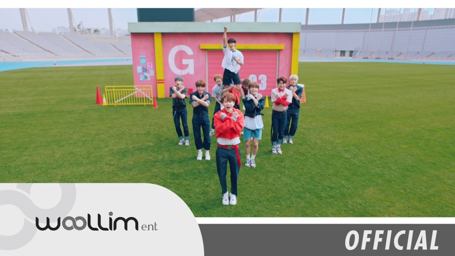 "골든차일드(Golden Child) ""LET ME"" (Choreography Ver.) MV"
