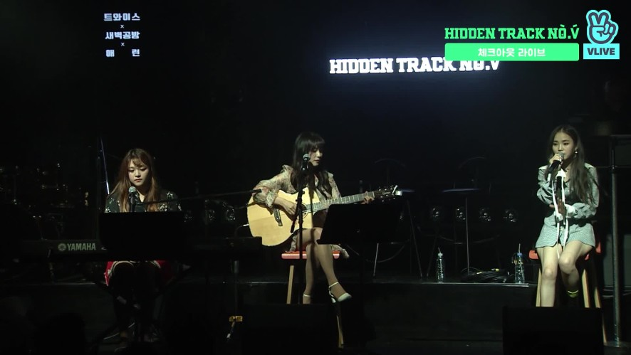 [Check-out Live] 새벽공방 & 애런 - Twice 메들리(What is Love? + Heart Shaker + KNOCK KNOCK)
