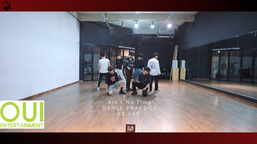 [동한TV] BONUS CLIP #3 'Ain't No Time' DANCE PRACTICE - X2 VER.