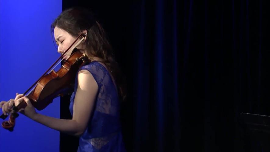 바이올리니스트 송지원 [Sibelius_ Mazurka, Op. 81, No. 1]