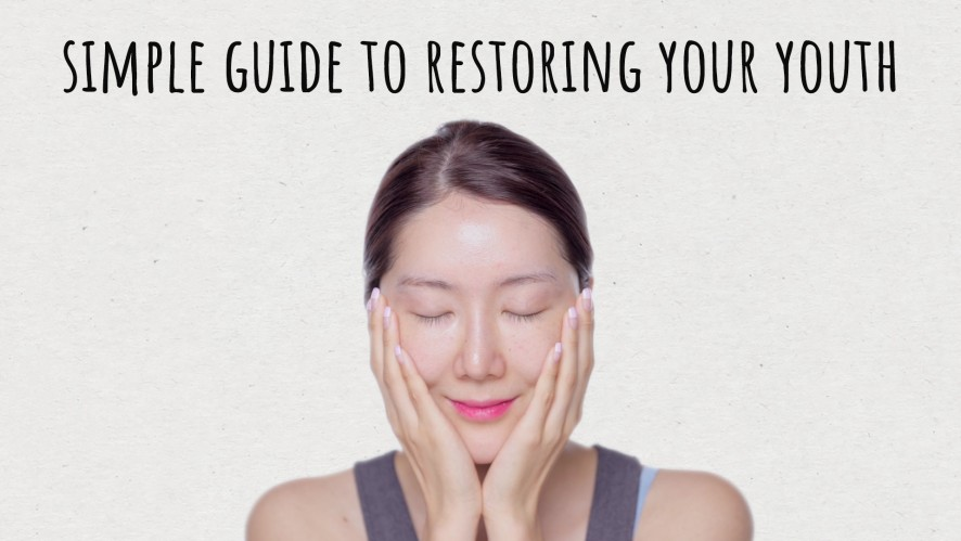 How To Restore Your Youth Simply (ASMR)
