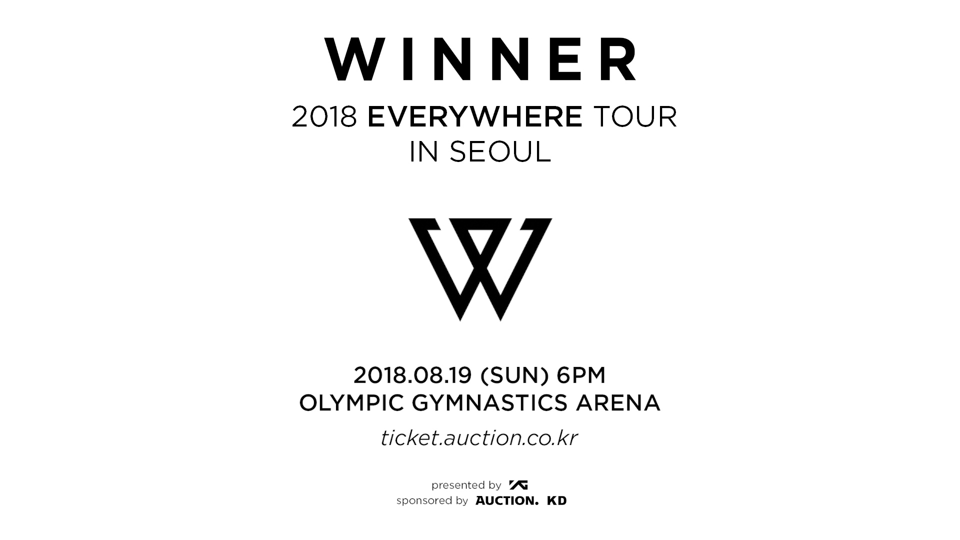 WINNER - 'EVERYWHERE TOUR' SPOILER