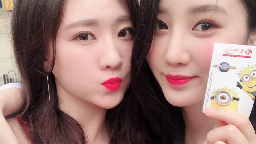[워너비]은솜.아미 연습실습격!! feat.린아론