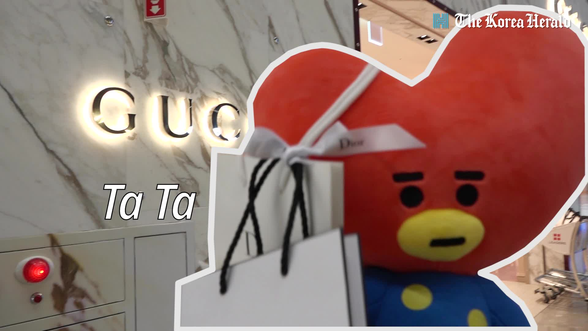 [Part 1] Why is BT21 at Incheon Airport?
