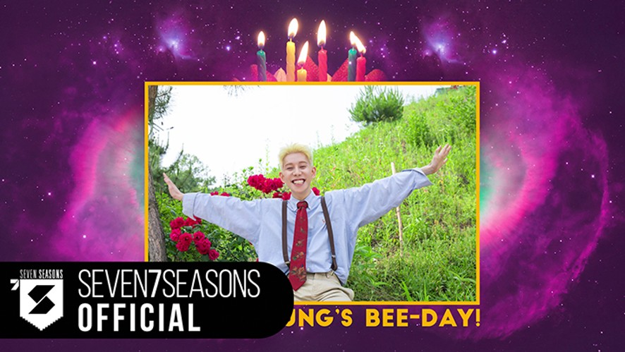 KYUNG's BEE-DAY HIGHLIGHT VIDEO