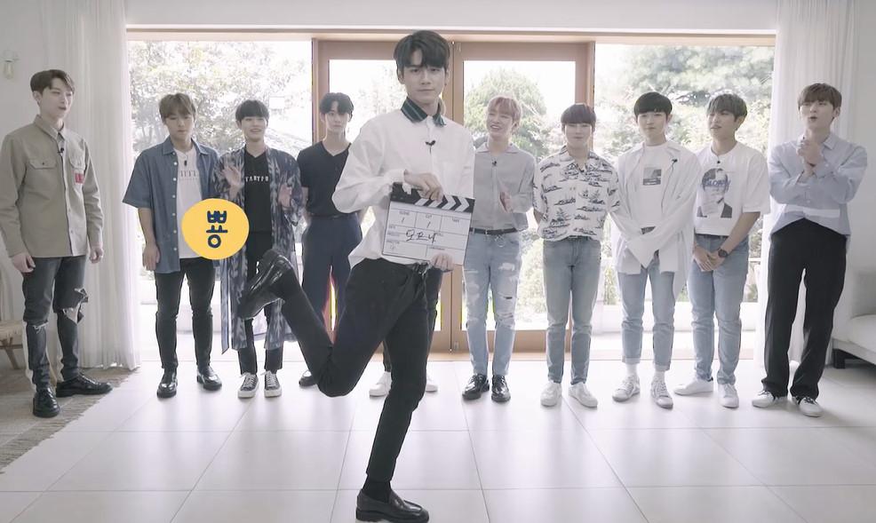 Wanna One 워너원 'Star Road' EP.01