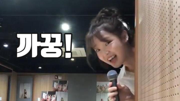 [OH MY GIRL] 살려주세요 씅씅이 뮤지컬이 봐도봐도 안 끝나요..(Seunghee's musical time)