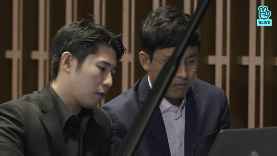 [연주클립] V살롱 - 김정원X이진상_ 슈베르트 : 네 손을 위한 판타지