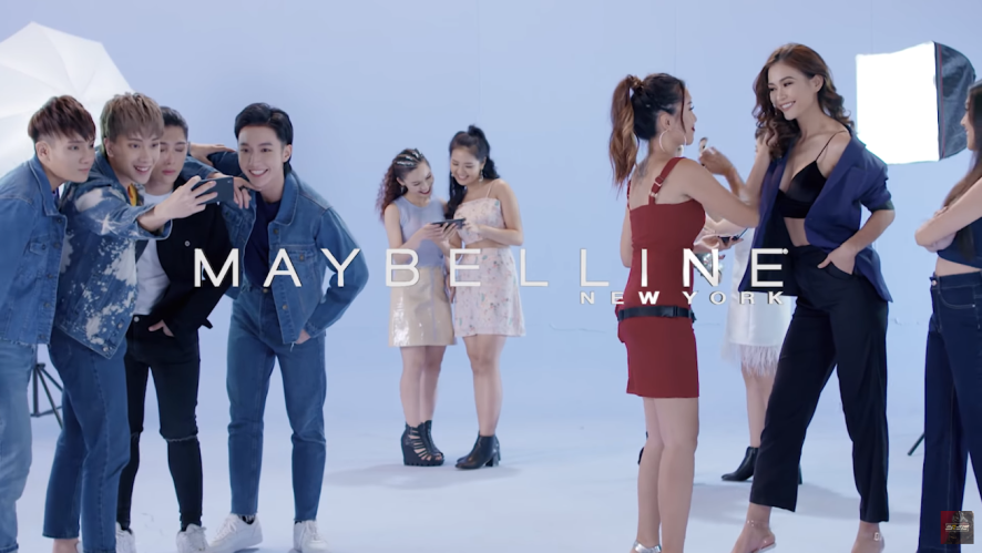 MAYBELLINE x MONSTAR - 'DON'T CHANGE ME - FITME' M/V (Official)