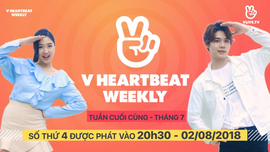 V HEARTBEAT WEEKLY - Tập 4