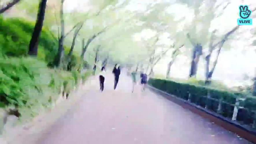 걸카인드 달리기 시합?!!