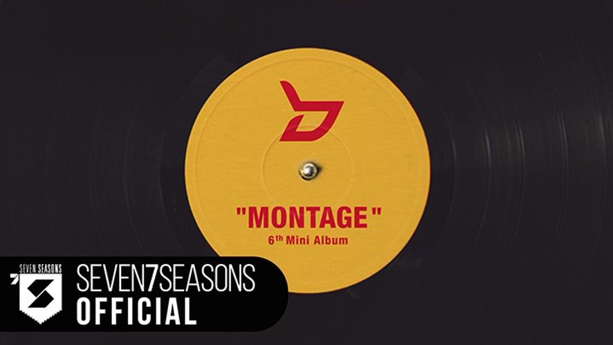 블락비 (Block B) - 'MONTAGE' 6th Mini Album Preview