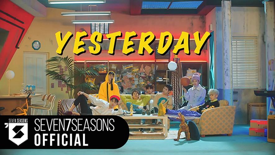 블락비(Block B)-YESTERDAY Official Music Video Teaser (Opening Ver.)
