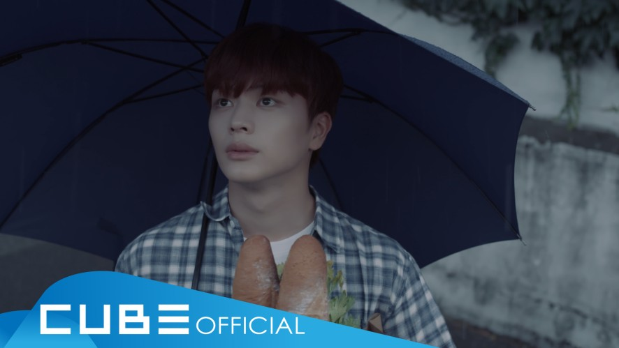 비투비-블루 - '비가 내리면' Official Music Video