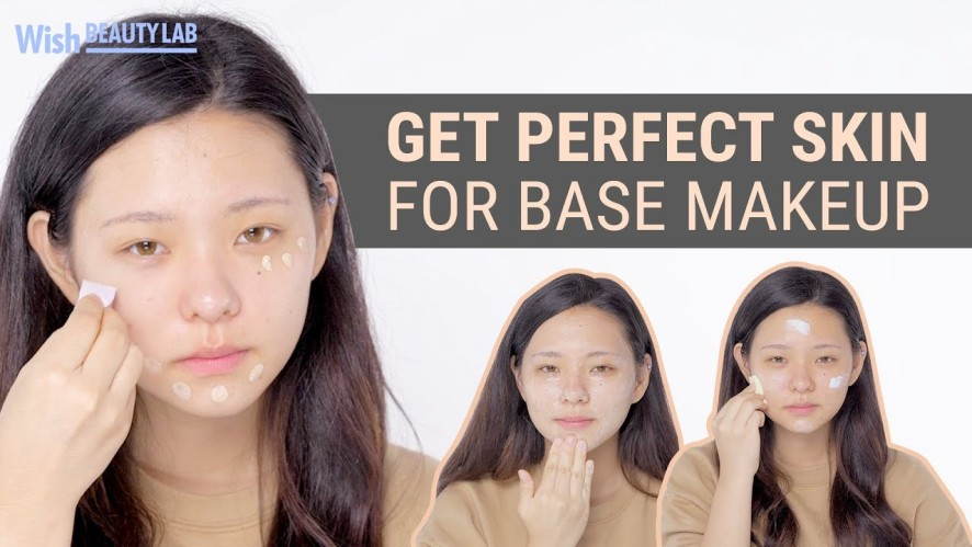 4 Simple Steps for Flawless Base Makeup