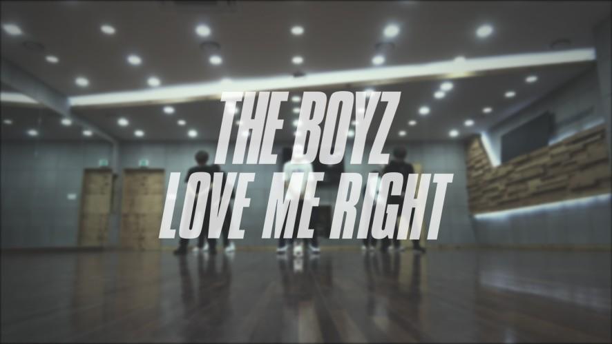 더보이즈(THE BOYZ) 'LOVE ME RIGHT' DANCE PRACTICE VIDEO