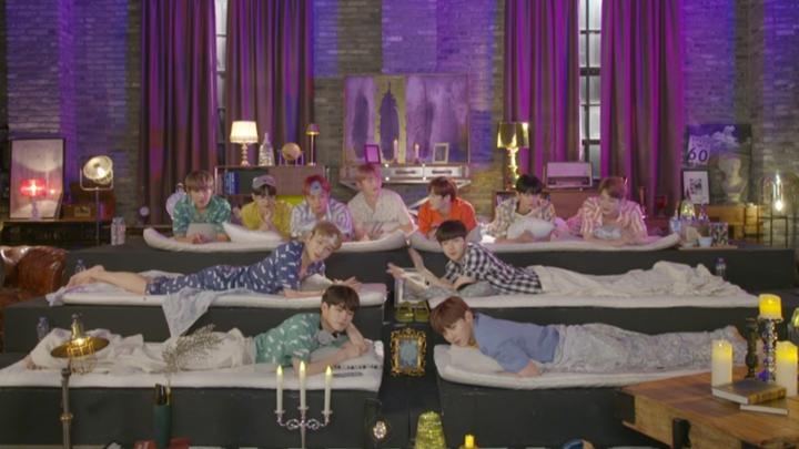 [Full] Wanna One X LieV - 워너원의 눕방라이브!
