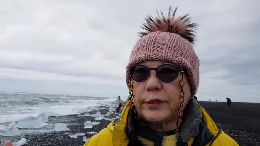 [양희은TV] 아이슬란드 중계방송 '양PD의 다이아몬드 해변 속으로'