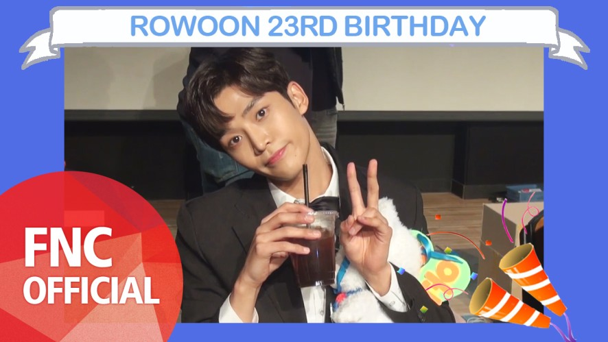 [HBD] ROWOON 23RD BIRTHDAY