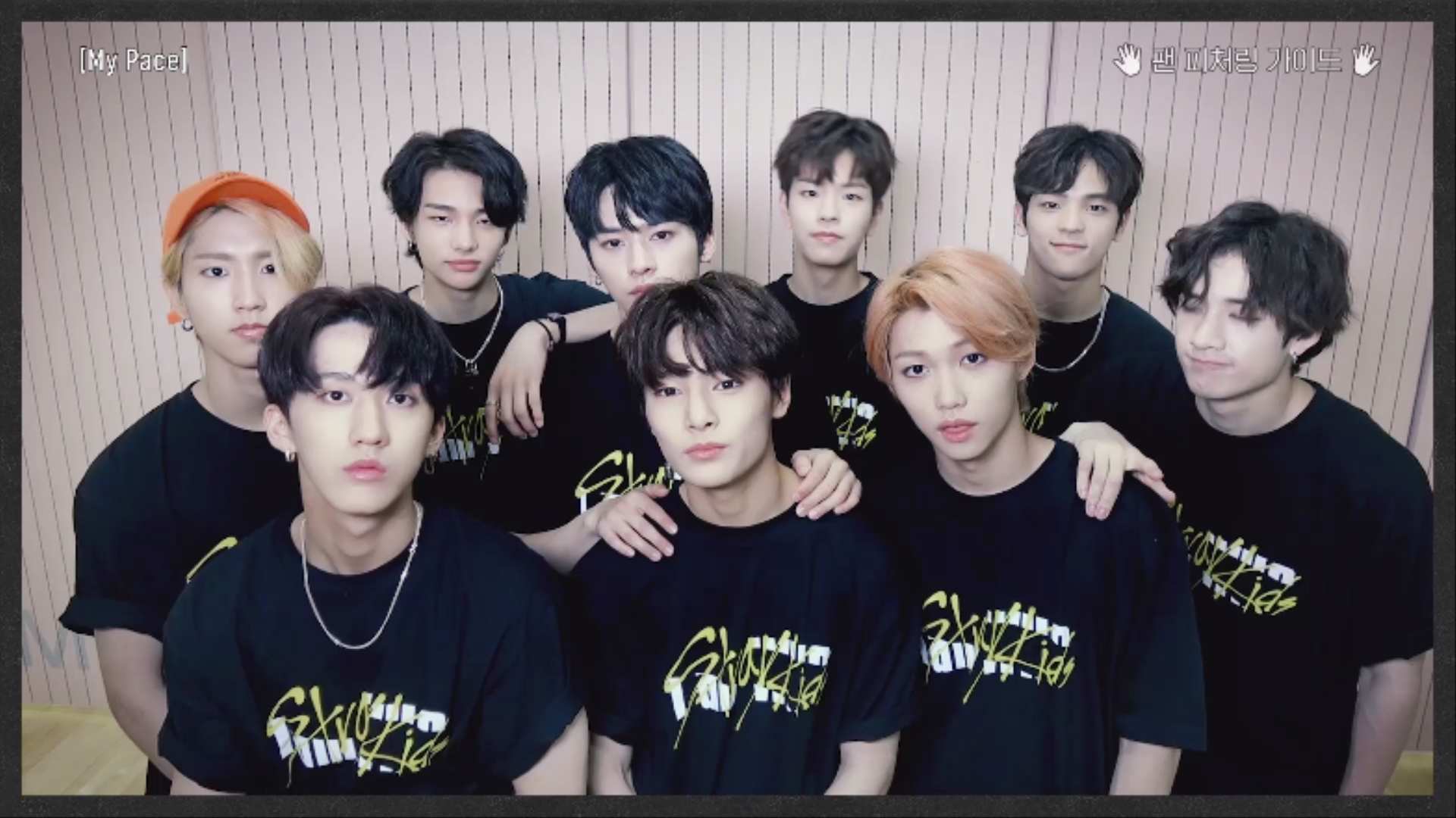 "Stray Kids(스트레이 키즈) ""My Pace"" Fan Featuring Guide Video"