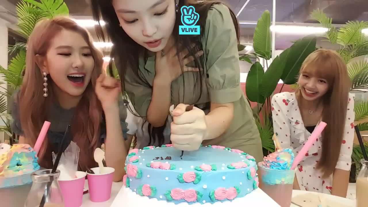 2018.08.08 BLACKPINK 2주년 EVE♡