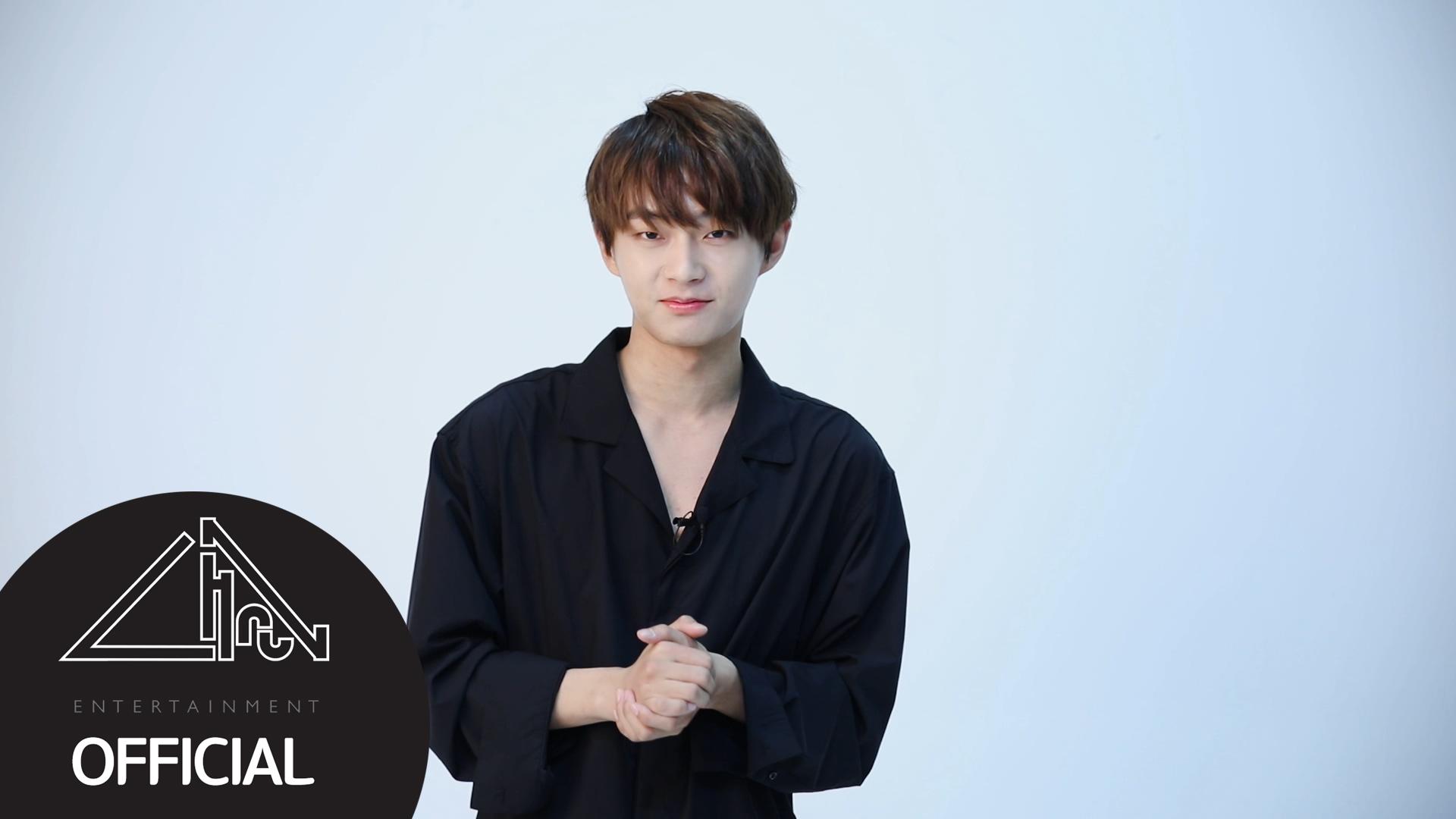 김용국(JINLONGGUO) 공식 V LIVE 오픈 인사