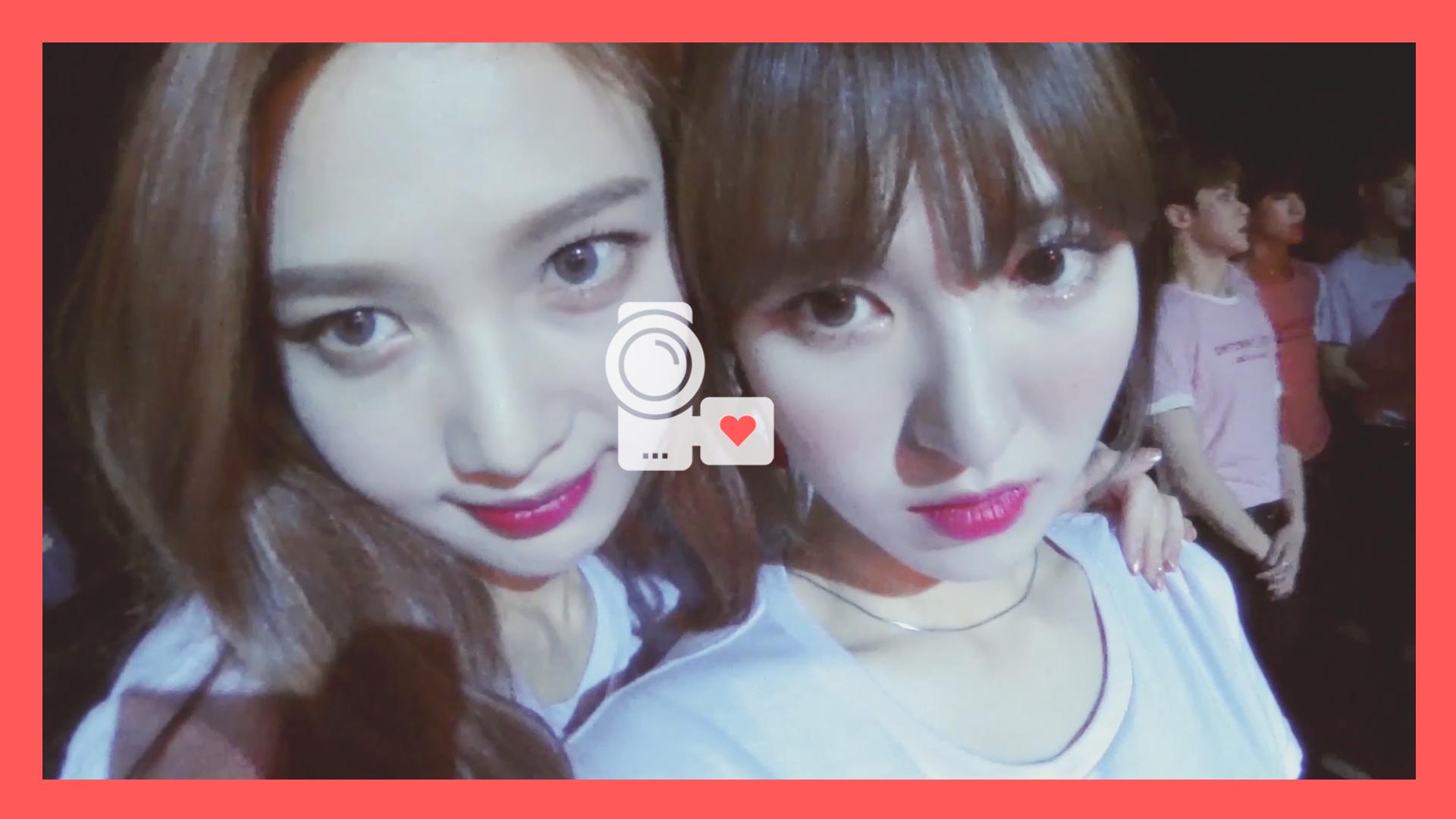 Red Velvet 레드벨벳 아이컨택캠 (EYE CONTACT🎥) EP.1