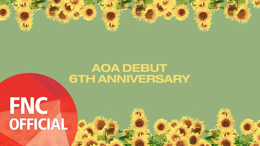 AOA 6TH ANNIVERSARY Message to ELVIS