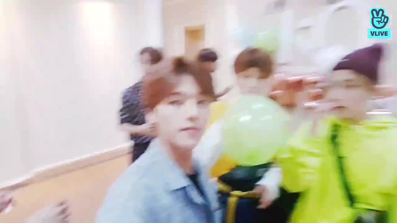 [ATEEZ] 민기 생일기념 깜짝 V LIVE ♡♡
