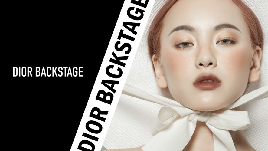 [ EMMABEAUTY X LEOJ ]  Dior backsackstage Make-Up + Vlog + Reviews