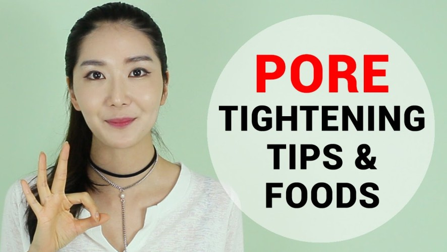 Pore Tightening Tips & Foods for Different Pore Types | Wishtrend TV