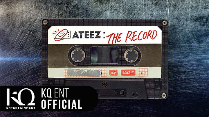[ATEEZ] THE RECORD_EP 01.