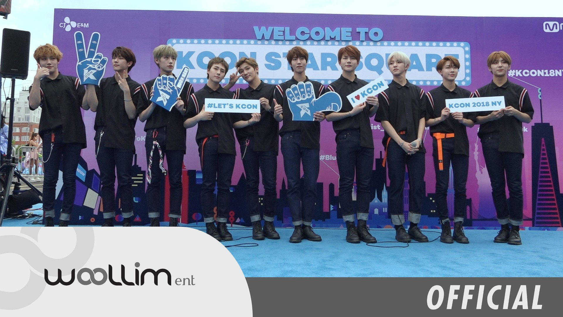 "골든차일드(Golden Child) ""GOLDEN CHILD in New York"" #1"