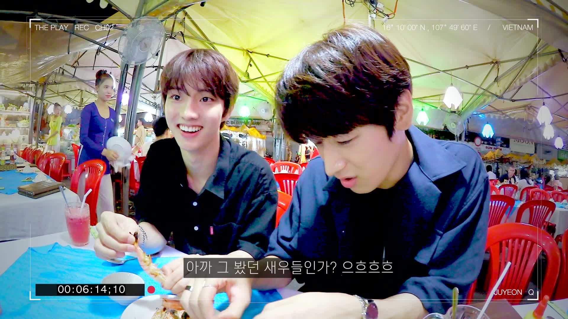 [덥:플레이(THE PLAY)] Vietnam SP EP.2 - 주연&큐