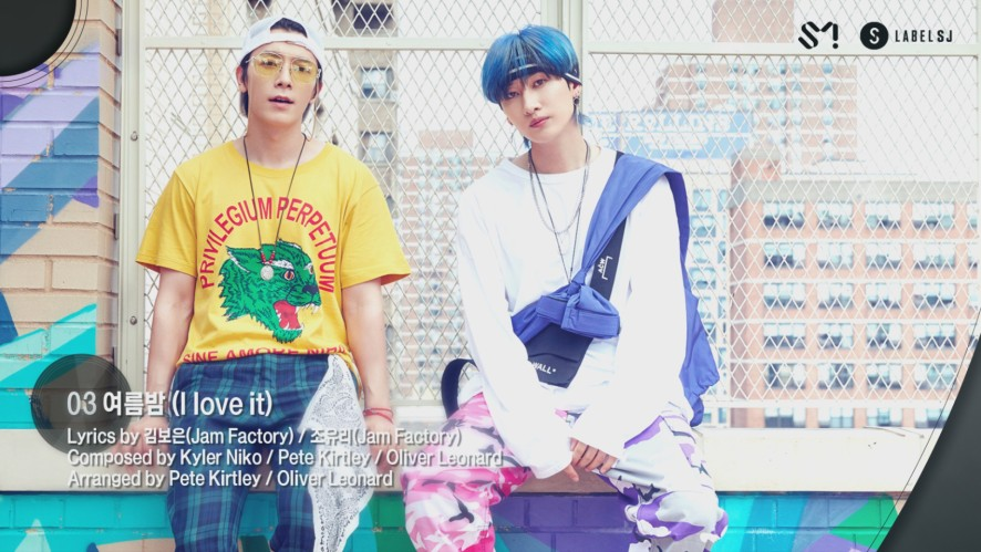 "SUPER JUNIOR-D&E 슈퍼주니어-D&E The 2nd Mini Album ""'Bout You"" Highlight Medley"