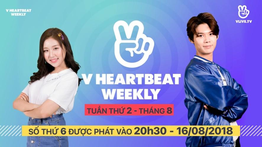 V HEARTBEAT WEEKLY - Tập 6