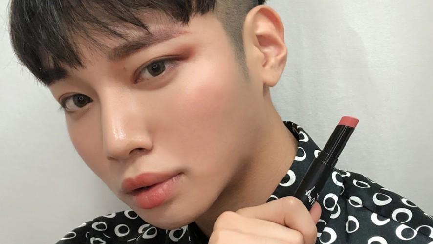 [QYOUNG] Kpop boy Idol makeup
