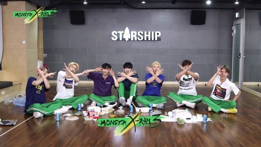 MONSTA X-RAY 3 (몬스타엑스레이 3)_시즌 클로징