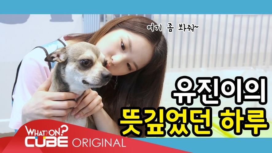 CLC - 둠칯두둠칯 [유진] EP.01 : 유기견 보호소 방문기