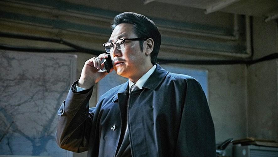 황정민 X 조진웅 X 주지훈 X 정소리 X 윤종빈 '공작' V라이브 'The Spy Gone North' VLIVE