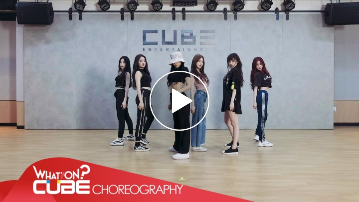 (G)I-DLE - HANN (Alone) (Dance Practice)