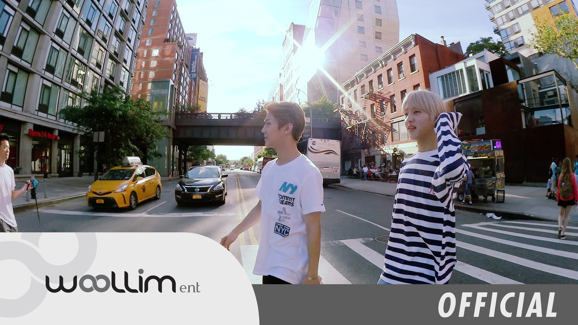 "골든차일드(Golden Child) ""GOLDEN CHILD in New York"" #2 Teaser"