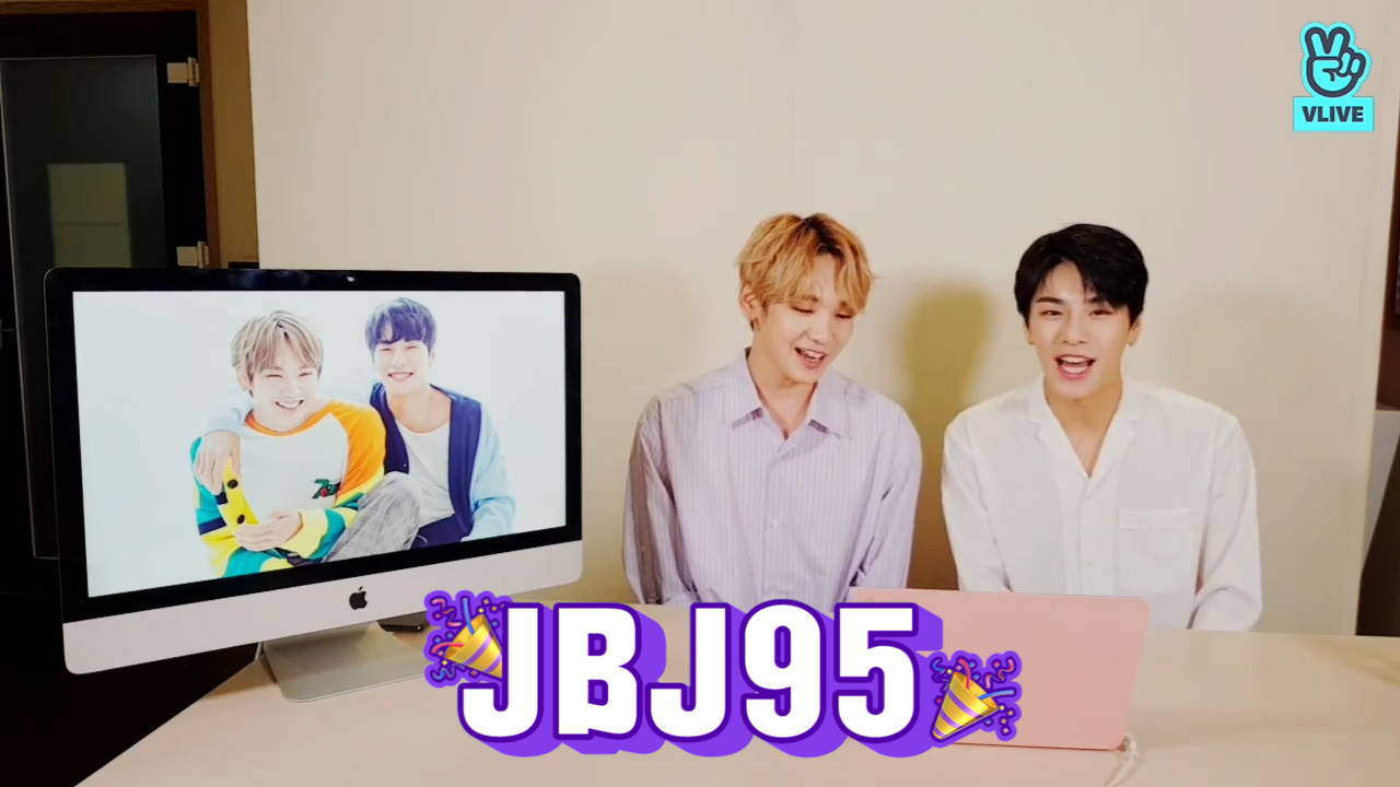 [상균X켄타] ❤️JBJ95 레디~?❤️ (Sang Gyun&KENTA's new group name!)