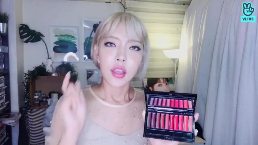 Addiction new lip palette 어딕션 신제품 보기!!