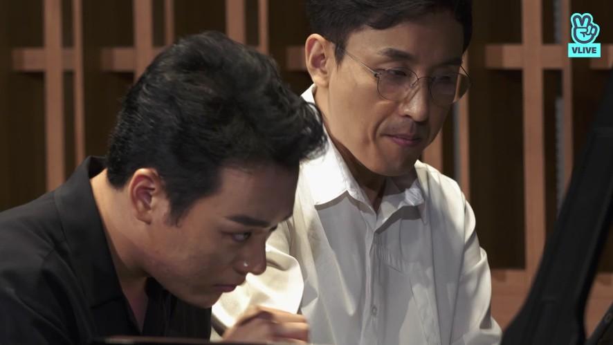 [연주클립] V살롱 - 김정원&신창용_모차르트 : 네 손을 위한 피아노 소나타 다장조 K.521 1악장