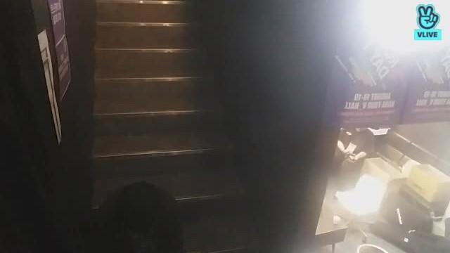 루키즈데이1 공연 직전 대기실 중계