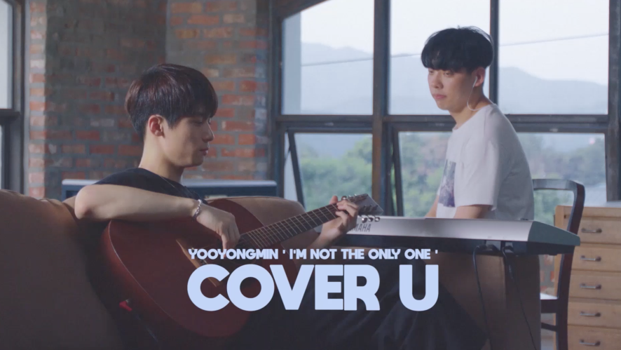 [COVER U] I'm Not The Only One - Sam Smith (Cover by Yongmin Yoo)