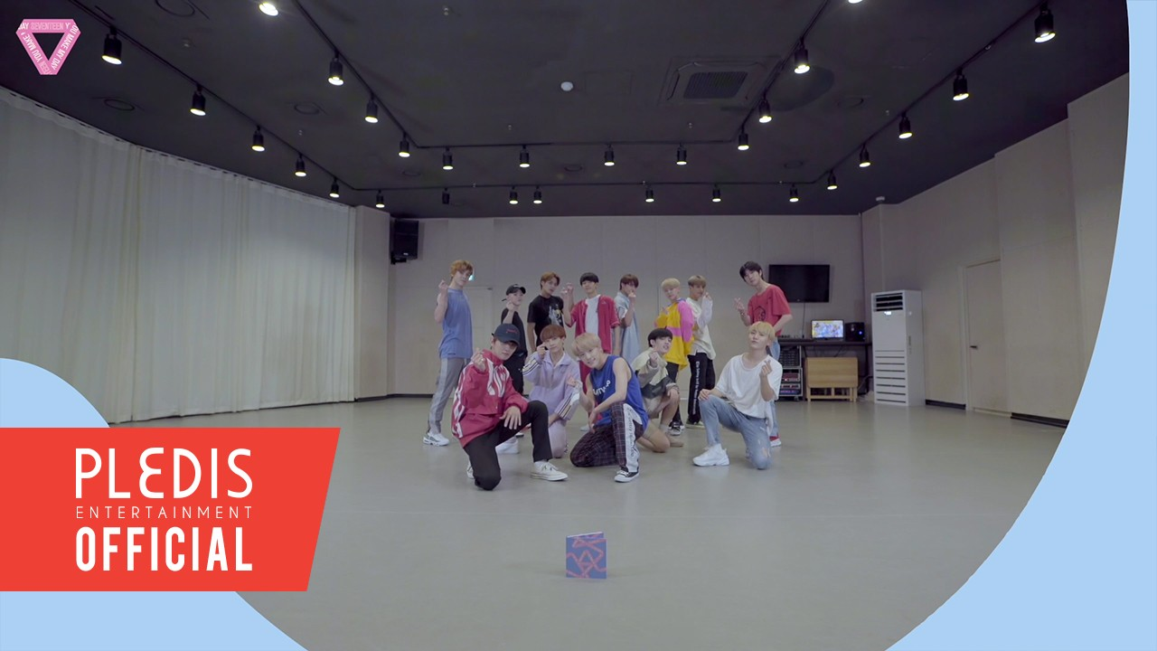 [SPECIAL VIDEO] SEVENTEEN(세븐틴) - 어쩌나 (Oh My!) Dance Practice Fix Ver.