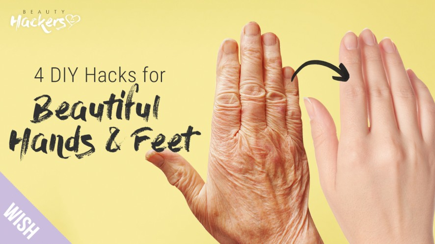 How to Easily Get Soft, Healthy Hands & Feet at Home   Beauty HACKers