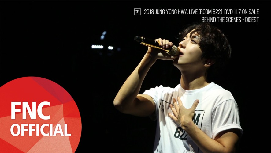 2018 JUNG YONG HWA LIVE [ROOM 622] PREVIEW CLIP #2
